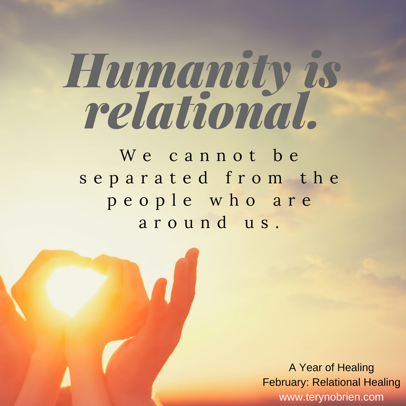 Humanity is relational