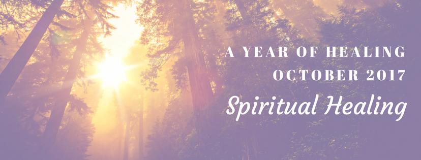 October 2017Spiritual Healing